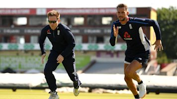 Alex Hales and Eoin Morgan will play in the first trial of 'The Hundred' competition in September