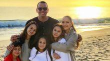 La gran celebración de Jennifer Lopez, Alex Rodriguez y familia