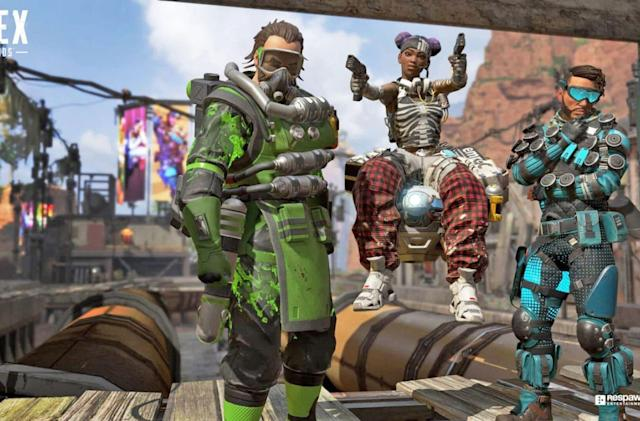 'Apex Legends' update attempts to balance its most powerful weapons