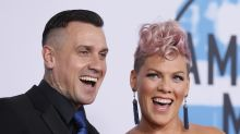 Pink says couples therapy is the secret to her marriage with Carey Hart: 'It's the only reason that we're still together'