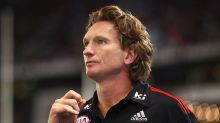 AFL great James Hird hit by a car in Melbourne