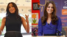 Comparing Meghan Markle and Kate Middleton's First Solo Speeches as Royals