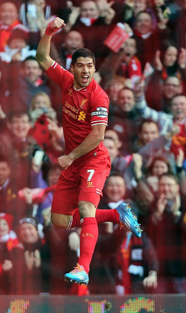 Leading the league, Liverpool is a resurgent force