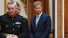 Prince Harry meets Donald Trump for first time following 'nasty' Meghan comments