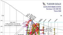 Tudor Gold Drills New Best Intercept for Treaty Creek Property Averaging 0.845 gpt AuEq over 973 Meters from Hole GS-20-57, Including 1.40 gpt AuEq over 217.5 Meters