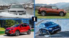 Descubre los siete SUV más vendidos en el mundo de Motor1.com