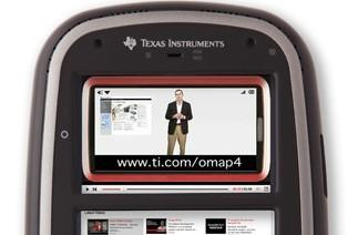 Texas Instruments introduces ARM-based OMAP 4 SOC, Blaze development platform