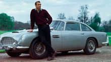 Bond's Goldfinger Aston Martin stolen 20 years ago 'found in the Middle East'