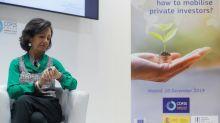 Botín: sin normas claras será difícil que la banca financie proyectos verdes
