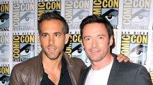 Ryan Reynolds Interviewing Hugh Jackman Is Too Much Hotness for Us to Handle