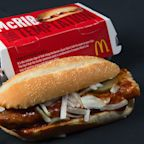 Shave for a Sandwich! Here's How You Could Get a Free McRib When They Return to McDonald's