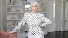 Helen Mirren reveals the two unlikely household items she has been loving in lockdown