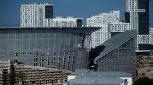 Ekaterinburg Arena, el estadio del Mundial con tribunas 'fuera del estadio'