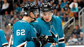 Sharks' Logan Couture torches Meier, Labanc for 'selfish' OT shifts