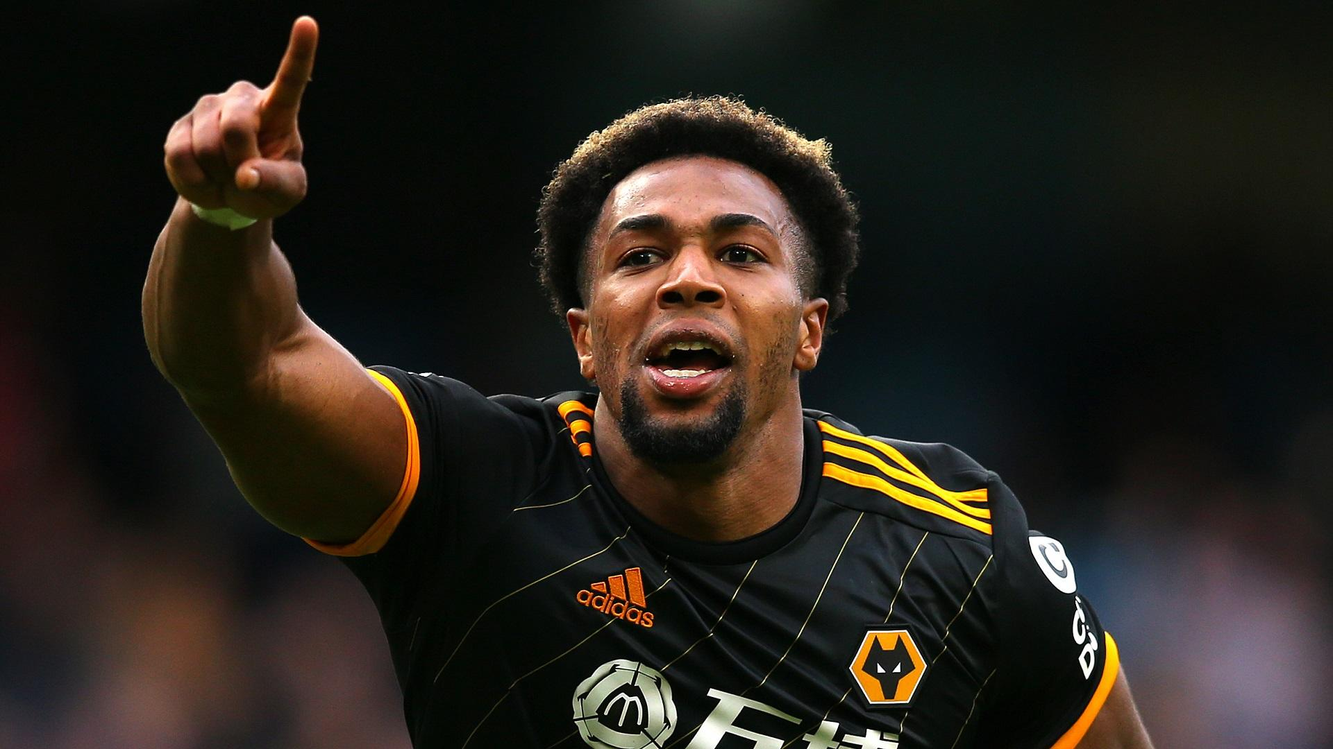 Traore Could Easily Play For Manchester City Or Liverpool Lescott Talks Up Talents Of Wolves Star