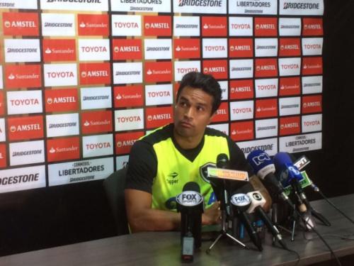 Dudu prevê pressão do Nacional por atuar em casa e espera grande jogo