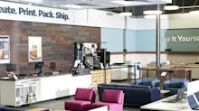Sneak peek: Office Depot debuts co-working space in Los Gatos store