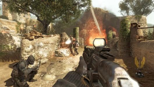 Modern Warfare 3 free with other used game at Best Buy