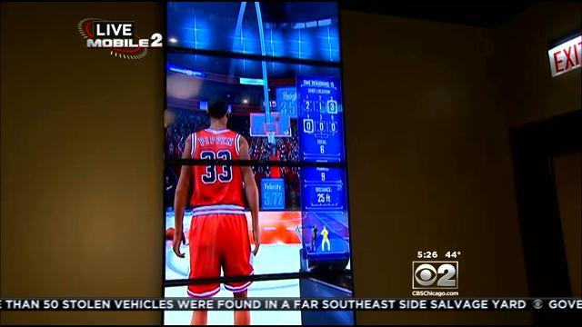 New Chicago Sports Museum Lets You Shoot Hoops Like Scottie