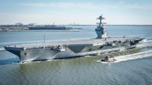 $400,000: The Cost to Unclog a Toilet on a U.S. Navy Aircraft Carrier