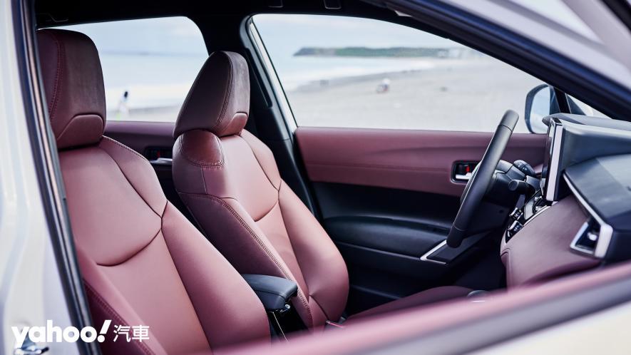 目標明確的新世代跨界之霸!Toyota Corolla Cross 1.8 Hybrid旗艦版花蓮試駕! - 11
