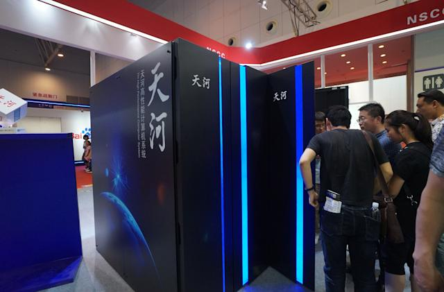 US blacklists Chinese supercomputer organizations over military support