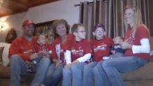 Families say babies' births predicts Cardinals World Series win