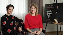 Portrait Of A Lady On Fire: Exclusive Interview With Noemie Merlant, Adele Haenel & Celine Sciamma