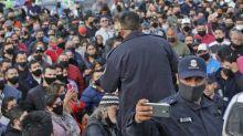 """El PJ acusó al macrismo de """"manipular"""" la protesta de la policía bonaerense"""