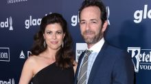 Luke Perry's Fiancee Speaks Out on His Tragic Death for the First Time