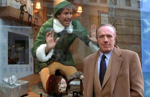 James Caan Says There's No 'Elf 2' Because Will Ferrell and Jon Favreau 'Didn't Get Along'