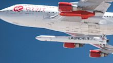 Virgin Orbit carries satellites to space for the first time