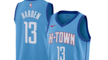 Houston Rockets City Edition Jersey, NBA's City Edition Jersey's launch and gear, where to buy