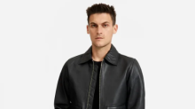10 of the best leather jackets for men under $400