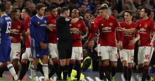 Foot - Cup - Manchester United mis à l'amende