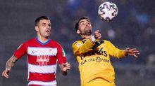 Álex Martínez rescinde su contrato con el Granada