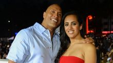 Dwayne 'The Rock' Johnson's daughter training for WWE
