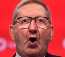 Unite's Len McCluskey apologises for telling Peter Mandelson to go 'count his gold'