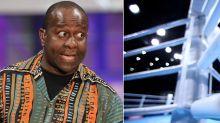 Former kids TV presenter Dave Benson Phillips is turning his hand to wrestling