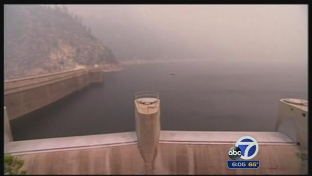 Hetch Hetchy managers closely watching Rim Fire