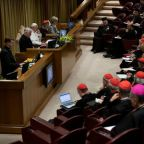 Women vent their anger at Vatican child abuse conference