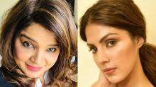 Sushant's friend Smita Parikh reveals details of her conversation with Rhea