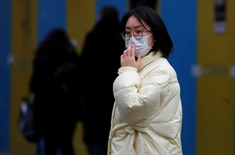 UK advises against 'all but essential' travel to mainland China after virus outbreak