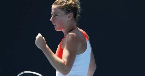 Fed Cup - Fed Cup : Kristina Mladenovic en ouverture, Pauline Parmentier titulaire en simple