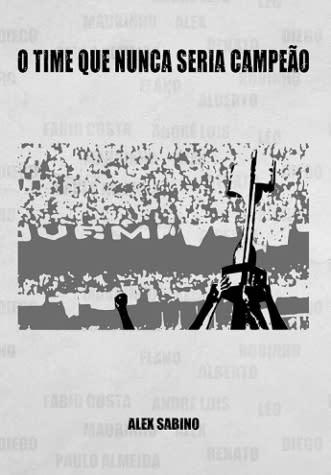 Jornalista lança livro sobre título brasileiro do Santos em 2002