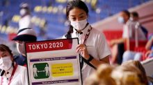 Tokyo reports record number of COVID-19 cases as Olympic Games continue