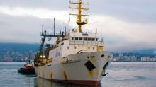 International salmon research expedition departs for Gulf of Alaska