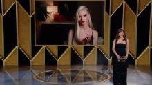 Netflix flexes muscles at virtual Golden Globes with 'Queen's Gambit', 'Crown' amid diversity flap