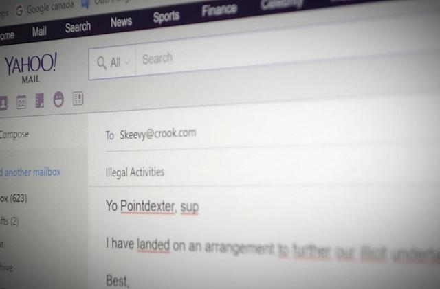 Yahoo reportedly gave US government access to all users' emails (updated)