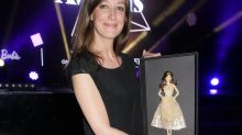 Alexandra Maria Lara gibt es jetzt als Barbie-Puppe